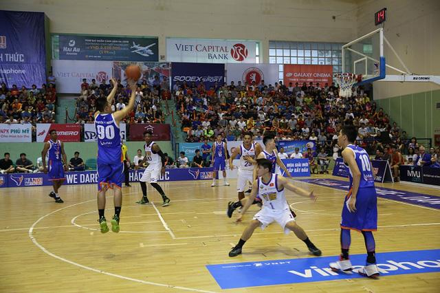 Sức hút của bóng rổ đối với người hâm mộ Việt Nam - Ảnh 6.