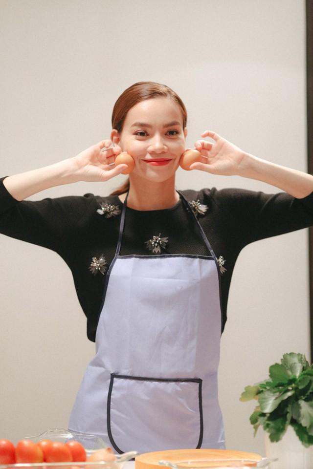 Hồ Ngọc Hà tình cảm cùng trai trẻ trong phim ngắn - Ảnh 8.
