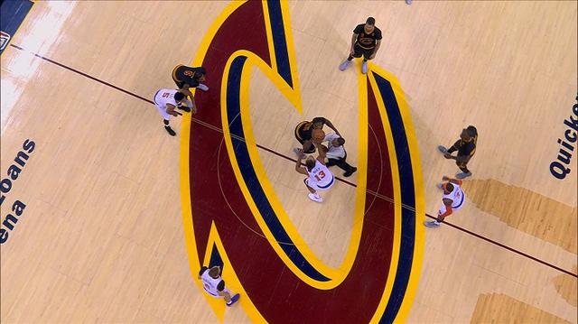 Cleveland Cavaliers chiến thắng trong trận mở màn của giải NBA - Ảnh 8.