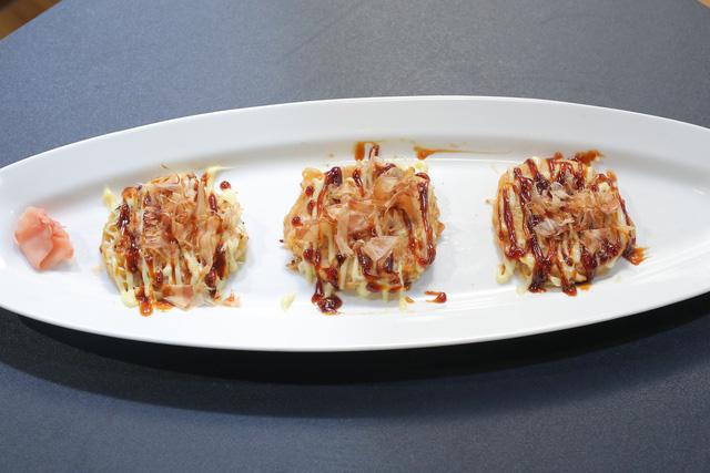 Vua đầu bếp nhí: Tự tin với món sushi, công chúa thỏ vẫn bị loại - Ảnh 11.