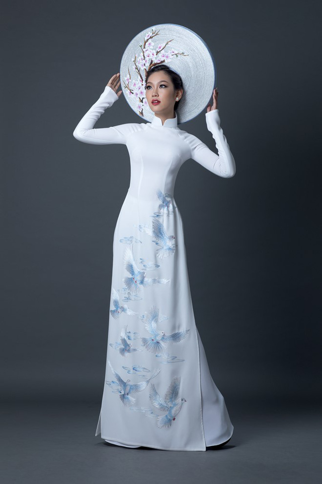 Đây là quốc phục của Phương Linh tại Hoa hậu quốc tế 2016 - Ảnh 4.