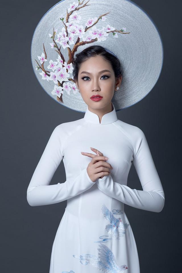 Đây là quốc phục của Phương Linh tại Hoa hậu quốc tế 2016 - Ảnh 3.