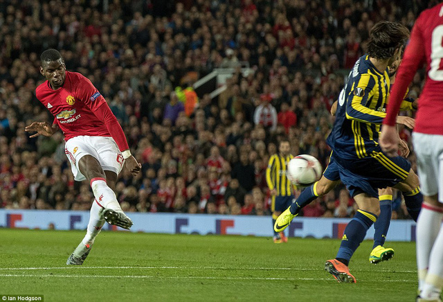 Kết quả Europa League sáng 21/10: Pogba tỏa sáng, M.U đánh bại Fenerbahce - Ảnh 3.