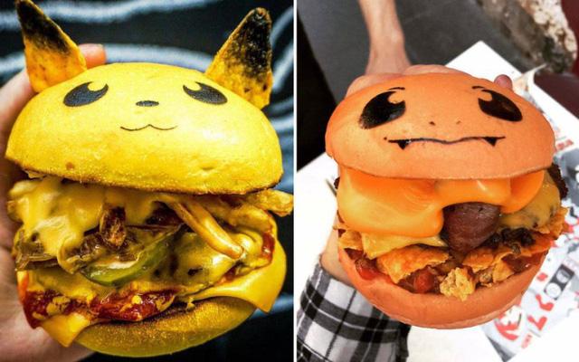 Bánh mỳ kẹp Pokemon Go gây sốt tại Australia - Ảnh 3.