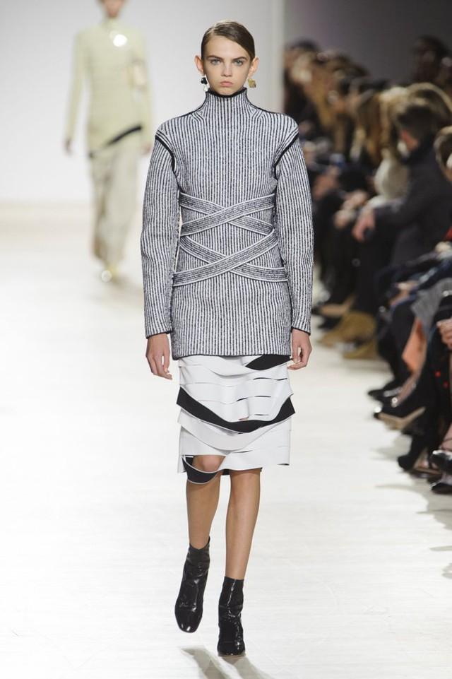 Săm soi 10 xu hướng Thu - Đông ở các Tuần lễ thời trang - Ảnh 26.