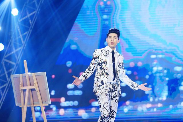 Noo Phước Thịnh làm hoàng tử bóng đêm trong Âm nhạc và Bước nhảy - Ảnh 2.