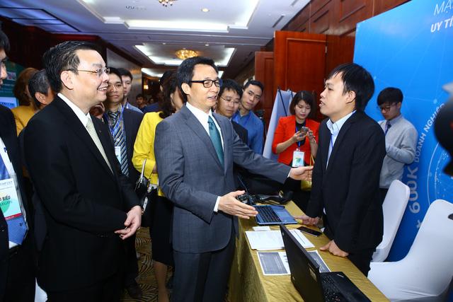 Đại hội Khởi nghiệp 2016 kết nối cộng đồng Start-up Việt - Ảnh 1.
