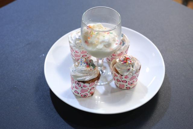 Vua đầu bếp nhí: Công chúa bánh thống trị gian bếp với món sở trường - Ảnh 12.