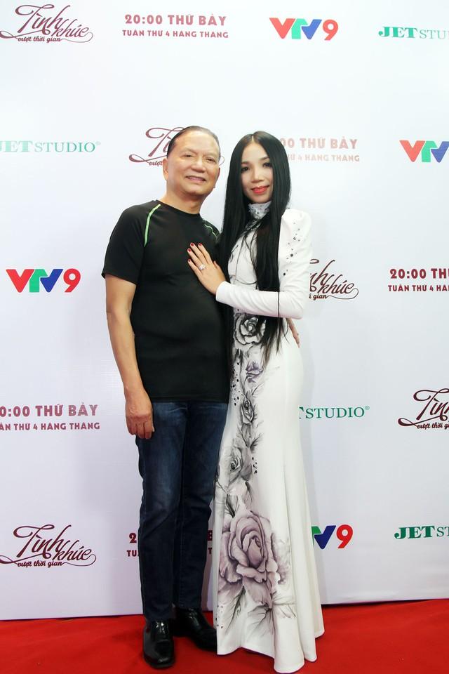 Tình khúc vượt thời gian: Nữ hoàng phòng trà Quỳnh Lan tái ngộ khán giả - Ảnh 1.