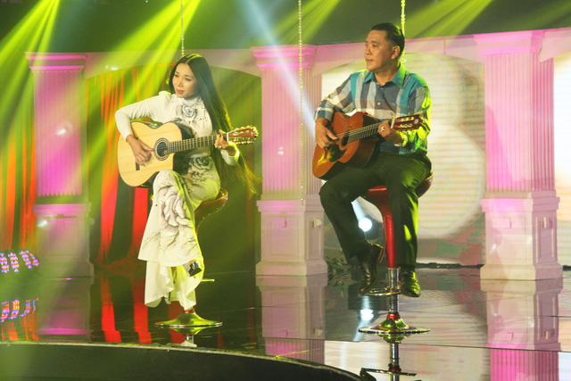 Tình khúc vượt thời gian: Nữ hoàng phòng trà Quỳnh Lan tái ngộ khán giả - Ảnh 3.