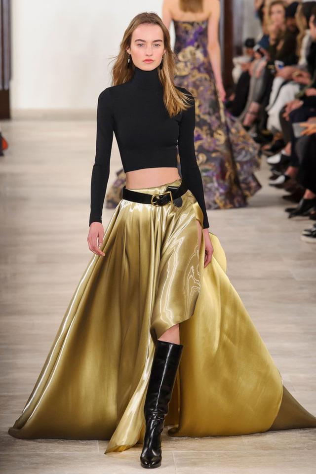 Săm soi 10 xu hướng Thu - Đông ở các Tuần lễ thời trang - Ảnh 24.