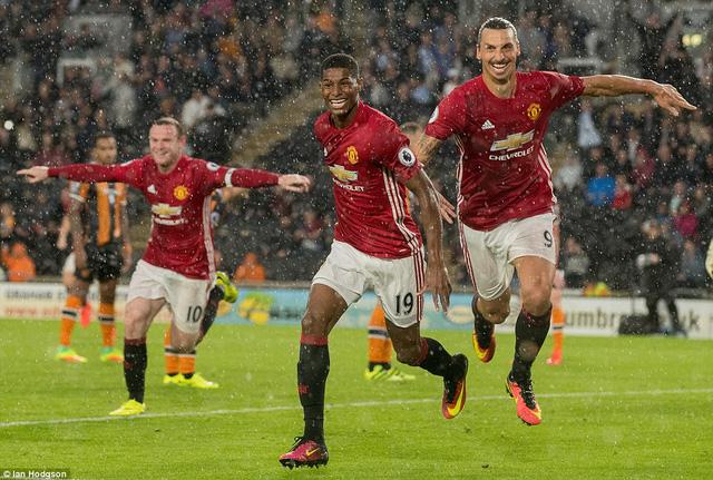 Feyenoord – Man United: Không Rooney, Quỷ đỏ sẽ khác? - Ảnh 1.