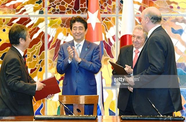 Cuba và Nhật Bản tăng cường quan hệ kinh tế - Ảnh 1.