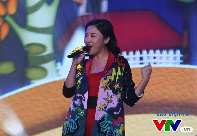 Văn Mai Hương khuấy động chung kết SV 2016 bằng bản hit mới - Ảnh 2.