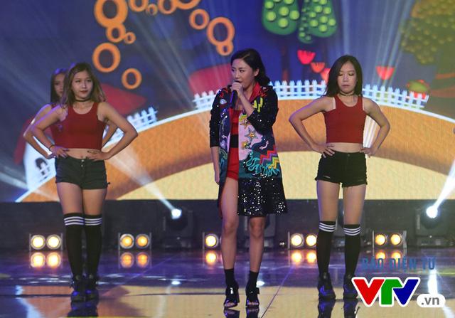 Văn Mai Hương khuấy động chung kết SV 2016 bằng bản hit mới - Ảnh 1.