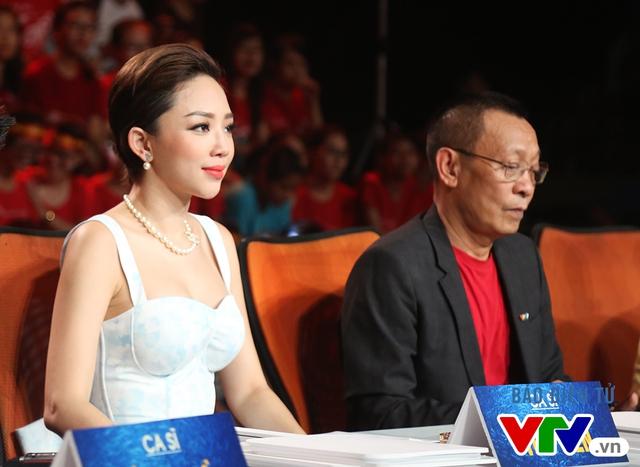 Tóc Tiên: Tôi được hưởng thụ niềm vui ở chung kết SV 2016 - Ảnh 1.