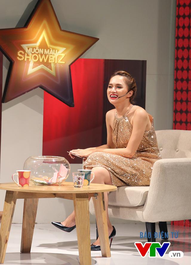 Hương Giang Idol sang trọng và quyến rũ ở Muôn màu Showbiz - Ảnh 7.