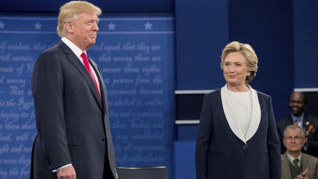 Tranh luận lần 2 giữa Trump và Hillary: Ai thắng, ai thua? - Ảnh 1.