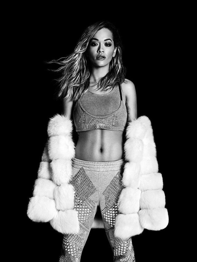 Americas Next Top Model: Rita Ora không thua gì mẫu chuyên nghiệp - Ảnh 4.