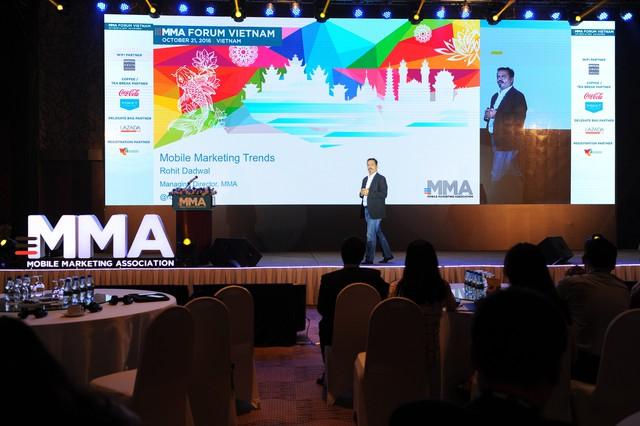 Diễn đàn Mobile Marketing Việt Nam lần thứ 5: Tiếp thị di động – Mở lối thành công - Ảnh 1.