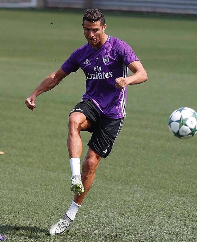 """""""Ronaldo sẽ không ăn mừng nếu ghi bàn trước Sporting"""" - Ảnh 2."""