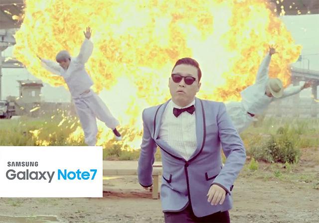 Không thể nhịn cười với loạt ảnh chế về Samsung Galaxy Note7 - Ảnh 3.