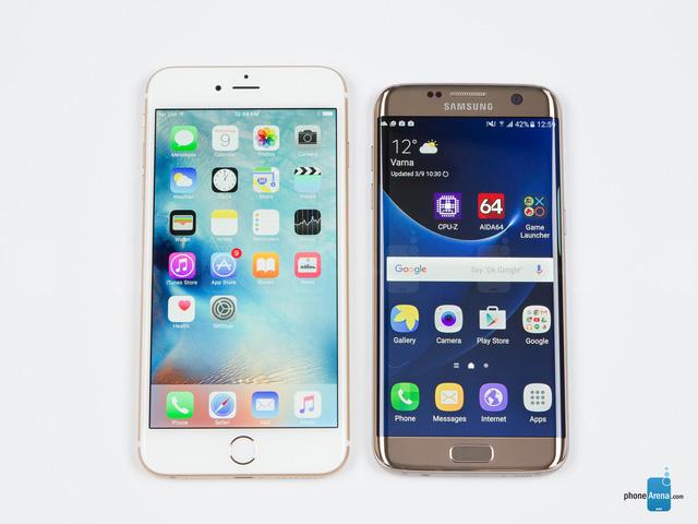 Galaxy S8 sẽ có phiên bản màn hình lớn để chiều lòng fan Galaxy Note7? - Ảnh 1.