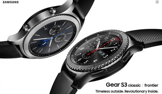 Samsung Gear S3 ra mắt: to dày hơn, tinh tế hơn - Ảnh 5.