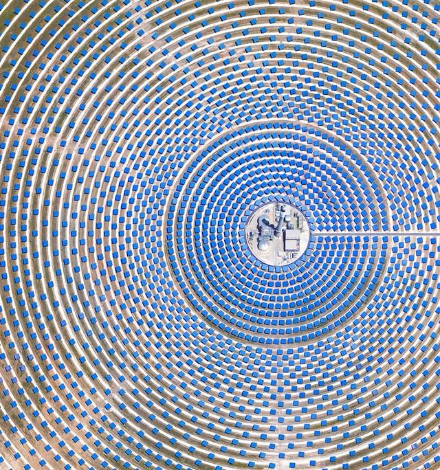 Ngắm thế giới ảo diệu từ góc chụp vệ tinh - Ảnh 8.