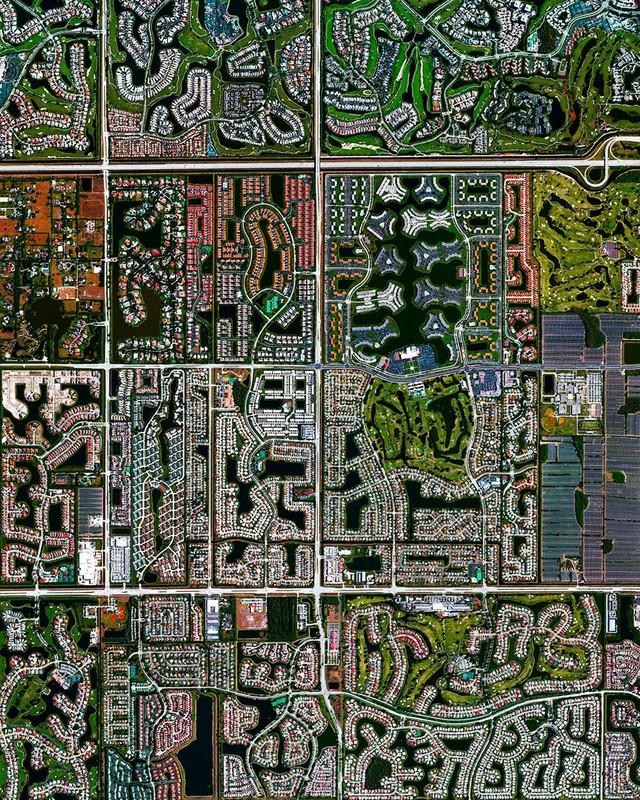 Ngắm thế giới ảo diệu từ góc chụp vệ tinh - Ảnh 5.