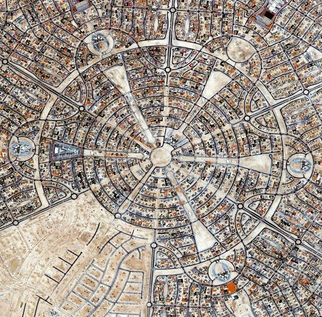 Ngắm thế giới ảo diệu từ góc chụp vệ tinh - Ảnh 7.