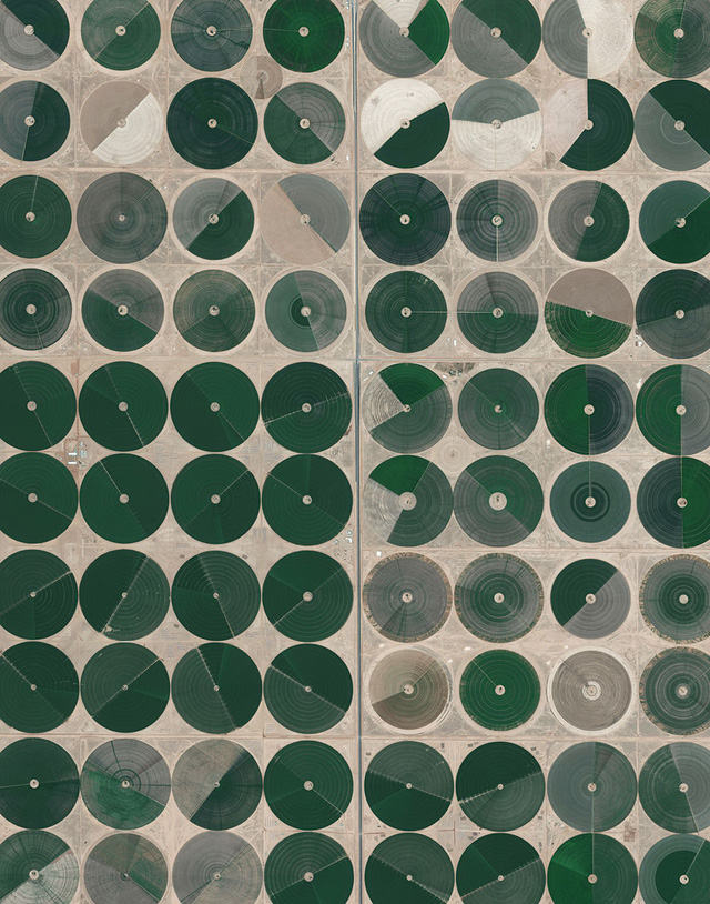 Ngắm thế giới ảo diệu từ góc chụp vệ tinh - Ảnh 9.