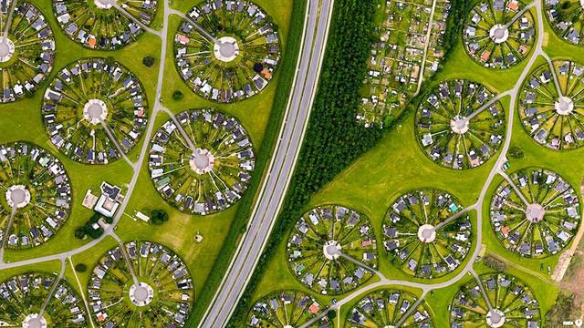 Ngắm thế giới ảo diệu từ góc chụp vệ tinh - Ảnh 11.