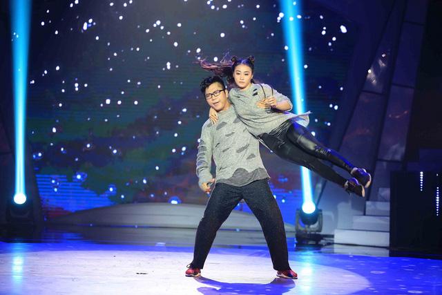 Bước nhảy ngàn cân: Việt Hương đòi làm thiếp của Đàm Vĩnh Hưng - Ảnh 8.