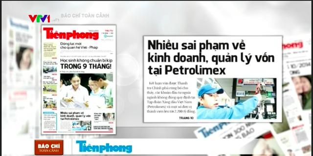 Nhìn lại những sai phạm của Petrolimex - Ảnh 3.