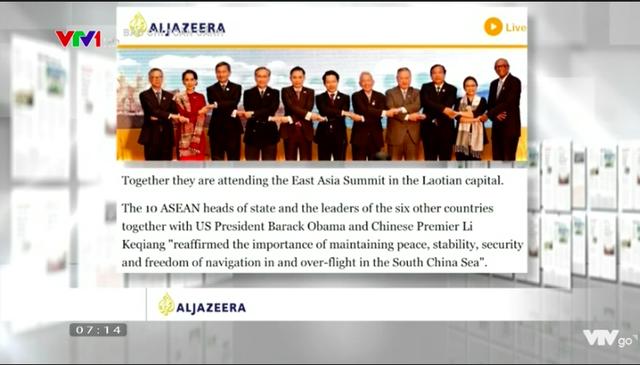 Báo chí quốc tế viết gì về Hội nghị cấp cao ASEAN? - Ảnh 2.