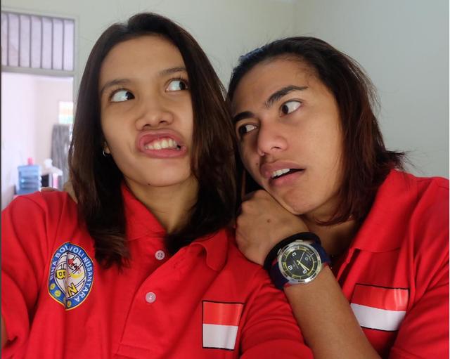 Chiêm ngưỡng vẻ đẹp của nữ VĐV Indonesia đoạt danh hiệu Hoa khôi VTV Cup 2016 - Ảnh 15.