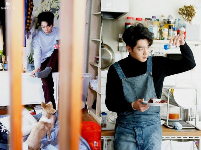 Mỹ nam cùng nhóm với Kang Tae Oh điển trai hết cỡ trong loạt ảnh mới - Ảnh 1.
