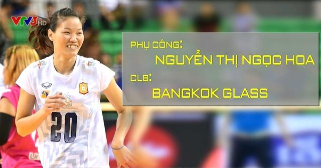 Ngọc Hoa và dấu ấn tại giải các CLB bóng chuyền nữ thế giới 2016 - Ảnh 1.