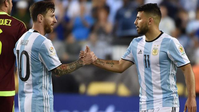 Messi bênh vực Aguero, chê bai Guardiola trước đại chiến - Ảnh 1.