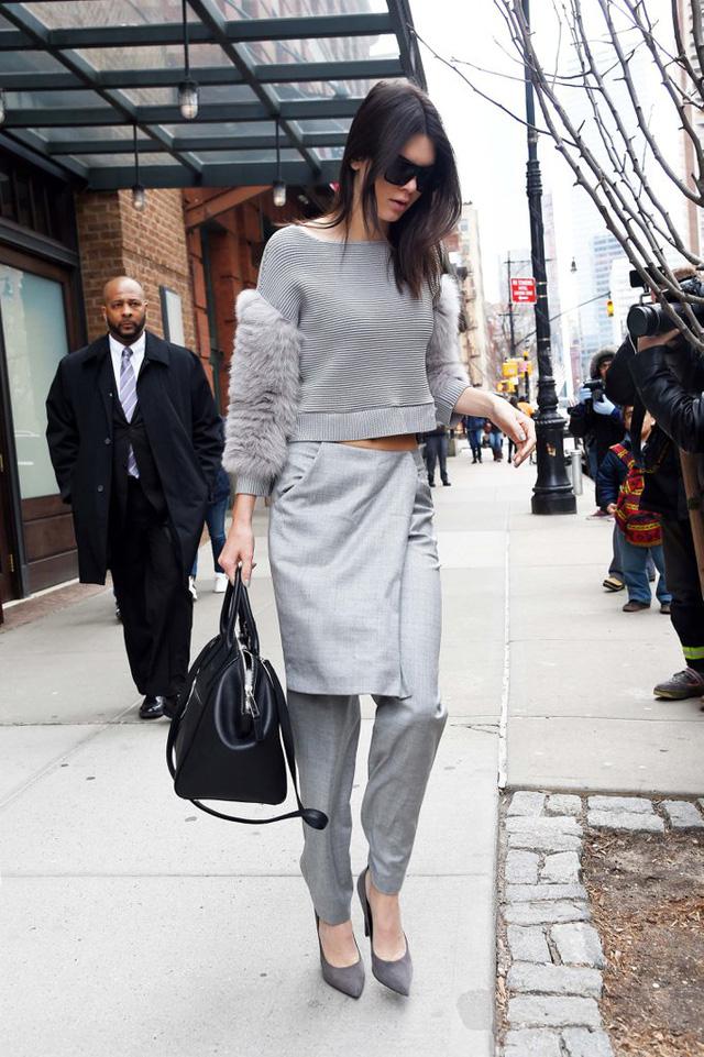 Săm soi phong cách thời trang Thu - Đông của Kendall Jenner - Ảnh 12.