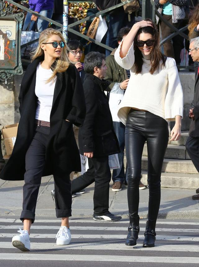 Săm soi phong cách thời trang Thu - Đông của Kendall Jenner - Ảnh 11.