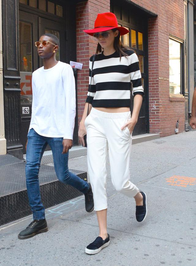 Săm soi phong cách thời trang Thu - Đông của Kendall Jenner - Ảnh 14.
