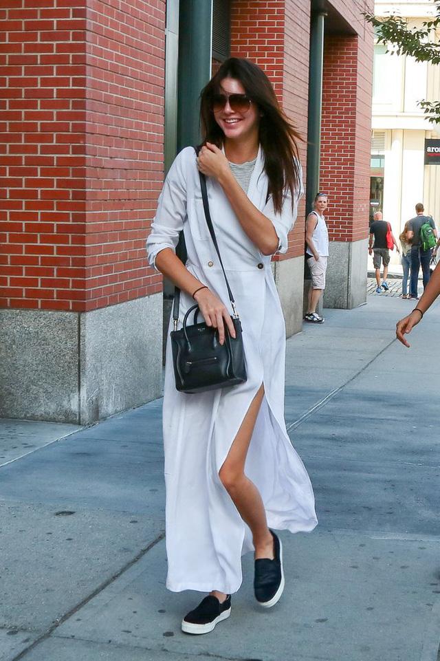 Săm soi phong cách thời trang Thu - Đông của Kendall Jenner - Ảnh 15.