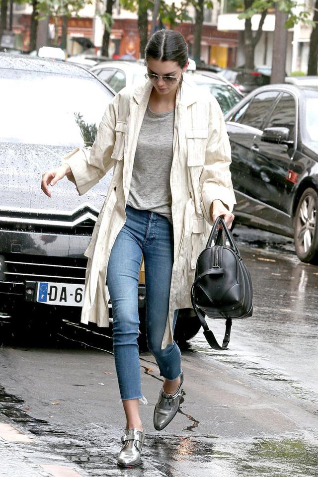 Săm soi phong cách thời trang Thu - Đông của Kendall Jenner - Ảnh 16.