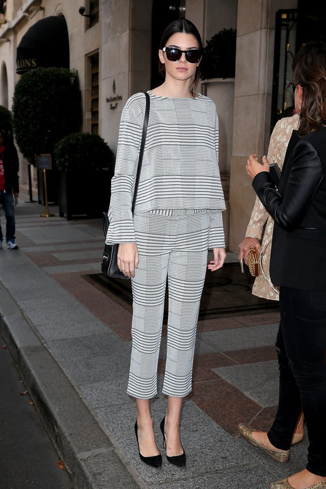 Săm soi phong cách thời trang Thu - Đông của Kendall Jenner - Ảnh 17.
