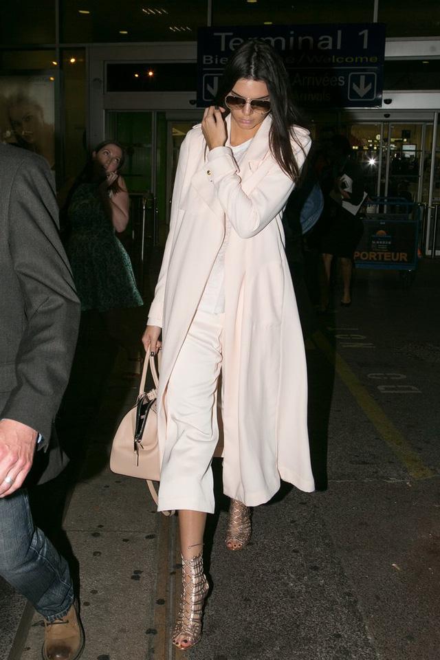 Săm soi phong cách thời trang Thu - Đông của Kendall Jenner - Ảnh 18.