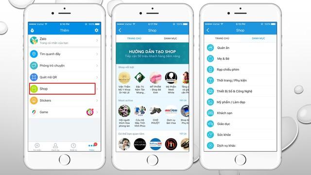 Zalo Shop - Cầu nối giúp 23.000 chủ shop online tiếp cận 60 triệu người dùng - Ảnh 1.