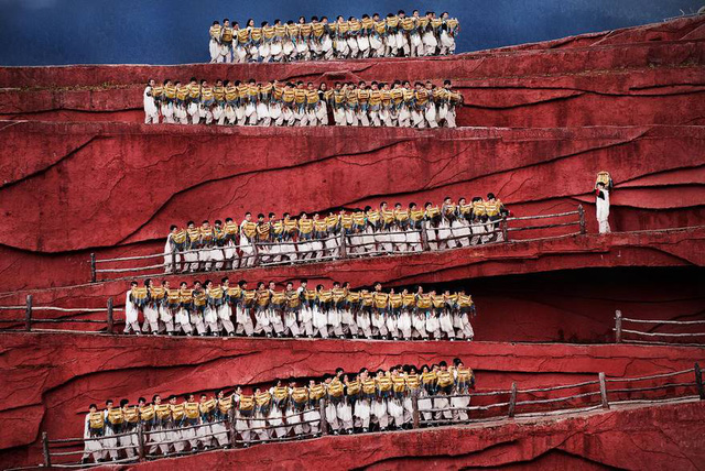 Ảnh chụp ở Việt Nam lọt top những bức ảnh ấn tượng năm 2016 - Ảnh 33.
