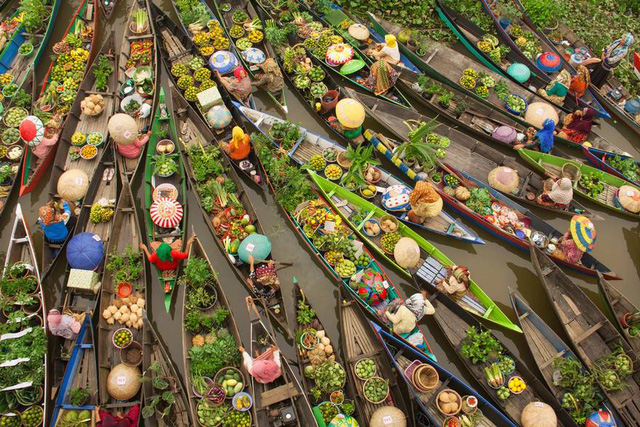 Ảnh chụp ở Việt Nam lọt top những bức ảnh ấn tượng năm 2016 - Ảnh 7.